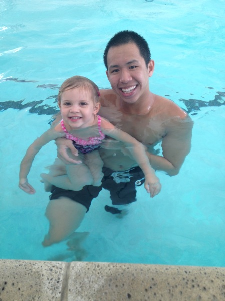 Turbo Swimmer of the Week- Waterworks Aquatics Huntington Beach