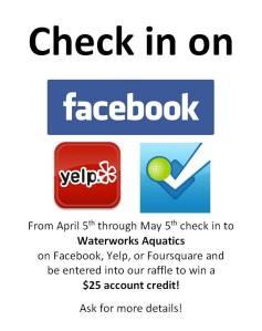 Waterworks_Aquatics_Pasadena_checkinpromotion