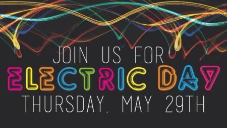 ElectricDayPoster